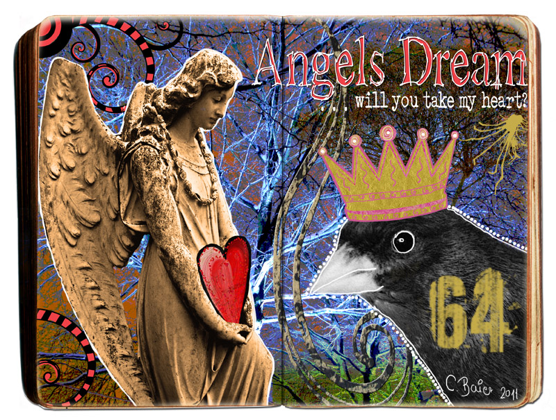Angels Dream Journal sm